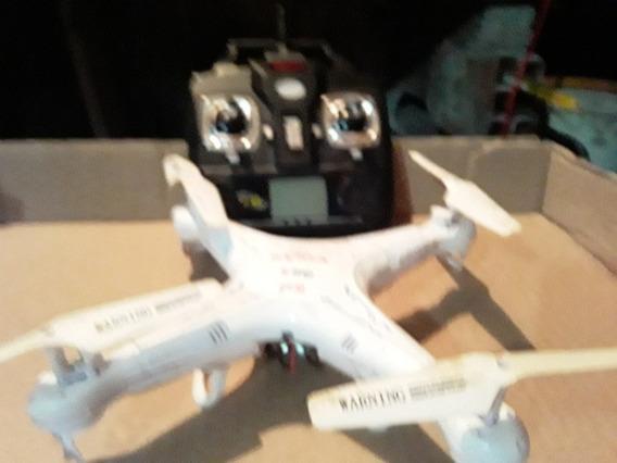 Lote Com 3 Drone X5 Com 2 Controle Um Voando E 2p Montar