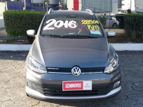 Volkswagen Crossfox 1.6 Msi Flex 16v 4p Manual 2015/2016