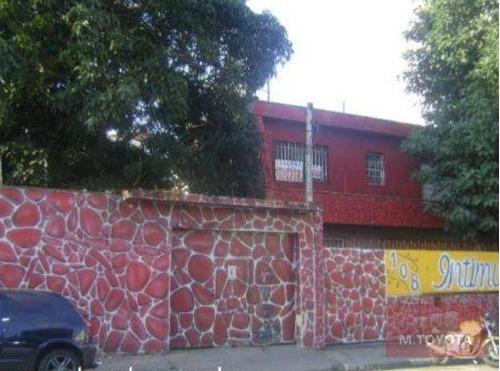 Excelente Casa Comercial - Ca0027
