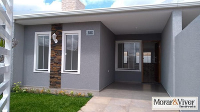 Casa Para Venda Em Fazenda Rio Grande, Nações, 3 Dormitórios, 1 Banheiro, 1 Vaga - Faz7799