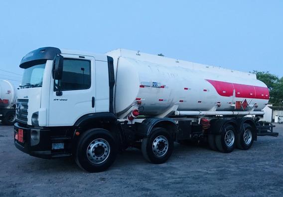 Bitruck Tanque Vw 24-250 8x2