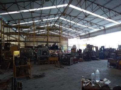 Vendo Bodega Estilo Hangar Sector Copacabana