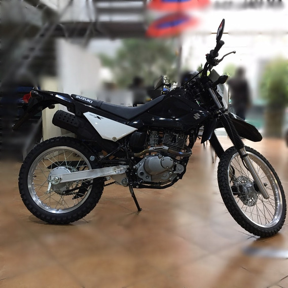 Suzuki Dr X 200 - Financiación