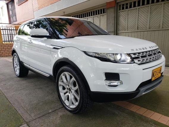2012 Land Rover Evoque Dynamic Diesel