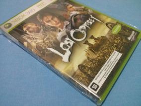 Lost Odyssey - Semi Novo - Mídia Física - Xbox 360 - Coleção