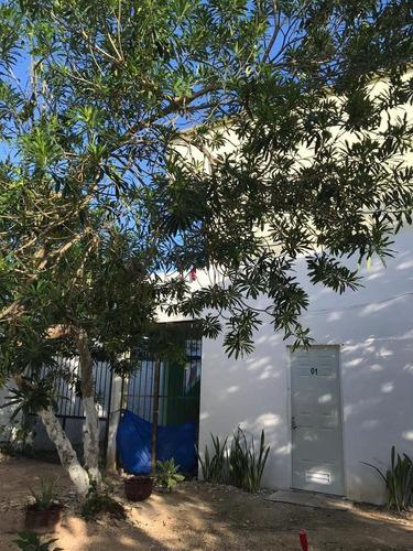 Imagen 1 de 8 de Casa Con Tres Departamentos En Playa Del Carmen