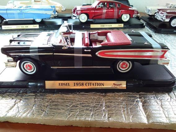 Edsel 1958 Citation Escala 1:18