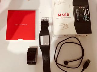Reloj Polar M600 Wear Os By Google