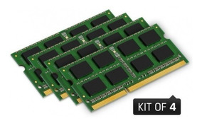 Kit 16gb (4x4gb) 1333mhz Kingston P/ Apple iMac 2011