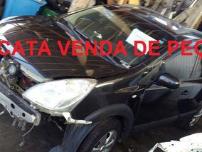 Sucata Nissan Livina 1.6 Sl Xgear 2011 Completa
