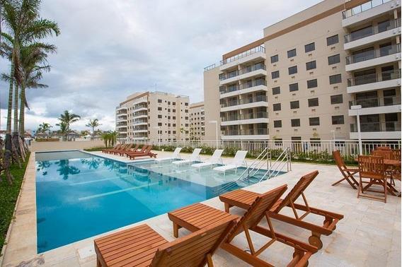 Apartamento Em Recreio Dos Bandeirantes, Rio De Janeiro/rj De 85m² 2 Quartos À Venda Por R$ 446.000,00 - Ap365002