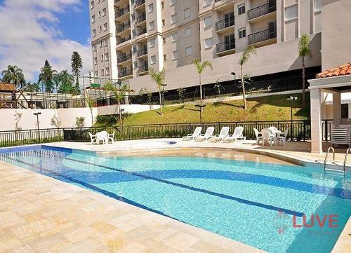 Imagem 1 de 30 de Alugue Ótimo Apartamento Vila Augusta 2 Dorms 52m2 Sacada Vaga - Ap0678