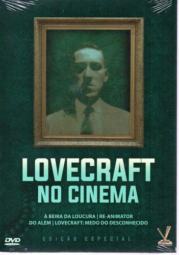 Imagem 1 de 3 de Dvd Lovecraft No Cinema Vol 1 S/cards - Versatil - Bonellihq