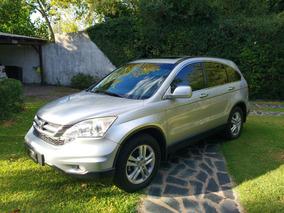 Honda Cr-v 2.4 Exl At 4wd (mexico) 95500 Km