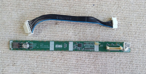 Placa Sensor Touch Tv Samsung Ln32c350d1m