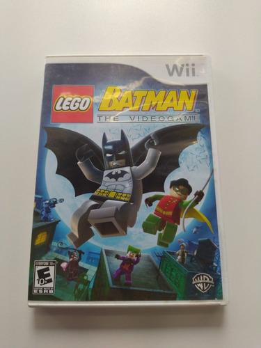 Lego Batman The Videogame - Nintendo Wii