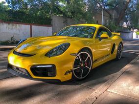 Porsche Cayman 3.4 Gts H6/ Pdk At