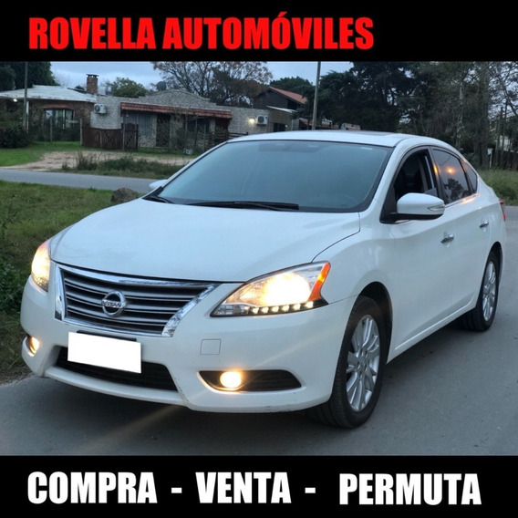 A Nissan Sentra B17 Exclusive 2014 Extra Full Inmaculado