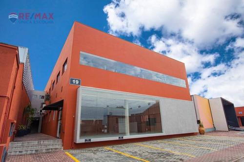 Galpão Para Alugar, 336 M² Por R$ 8.400,00/mês - Protestantes - Votorantim/sp - Ga0182