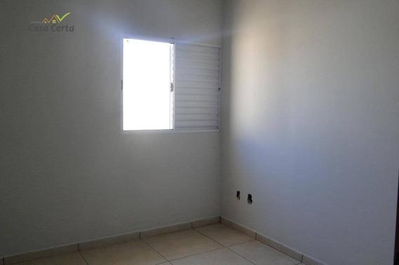Casa Com 2 Dormitórios À Venda, 54 M² Por R$ 172.000 - Jardim Santa Cruz - Mogi Guaçu/sp - Ca1463