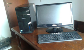 Computador Core2quad Q8200 2.33ghz 4gb Memória Hd 320gb