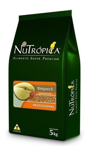 Nutrópica Ring Neck Reprodução Extrusada 5kg