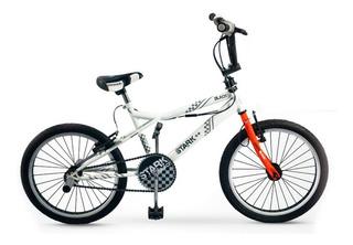 Bicicleta Freestyle Bmx Stark 6078 Rodado 20 Con Rotor