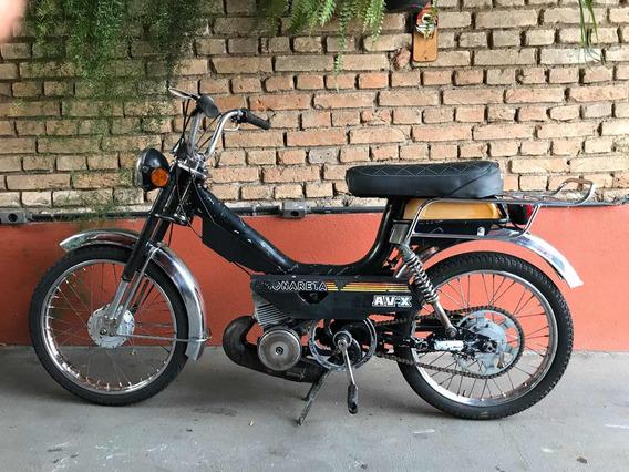 Monark Monareta Mobbylette Caloi Ciclomotor