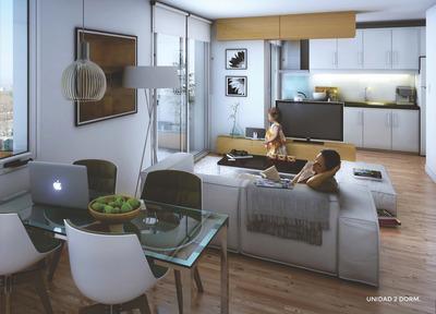 A Estrenar - Piso 8 - 2 Dormitorios Y Terrazas