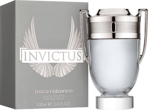 Perfume Invictus 100ml Paco Rabane Original E Lacrado!!!!