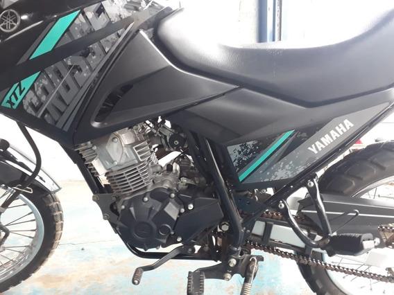 Moto Yamaha Xtz 150 Crosser S Único Dono