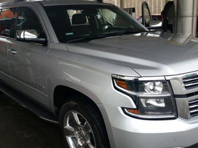 Chevrolet Suburban 5.3 Ltz V8 4wd 2da Cubo At 2015