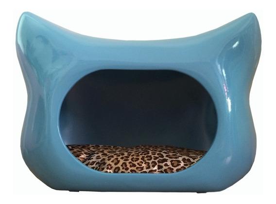 Casinha Casa Para Gatos Cat Cave Com Almofada Personalizada