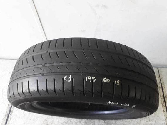 Pneu Pirelli Cinturato P1 195/60/15 (meia Vida) Usado