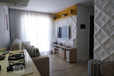 Apartamento No 11º Andar Mobiliado Com 2 Dormitórios E 1 Garagem - Id: 892935166 - 235166