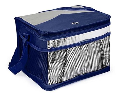 Bolsa Térmica Cooler Compacta 24 Lata Alça Mão Mor
