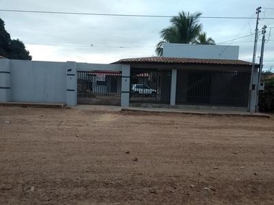 Vende-se Casa Com Ponto Comercial Em Cáceres/mt
