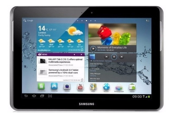 Samsung Galaxy Tab 2 10.1 Gt-p5113 Wi-fi 16 Gb