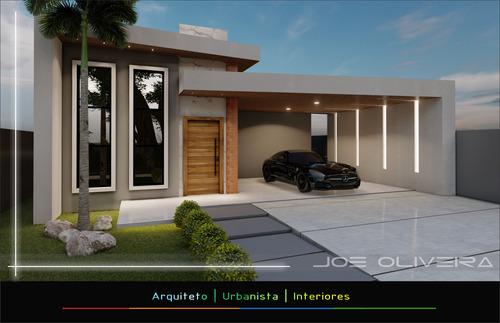 Imagem 1 de 10 de Projetos Arquitetônicos Residenciais