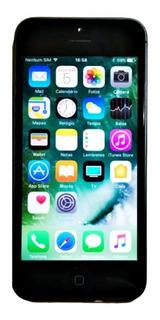 iPhone 5 32gb Original Com Marcas De Uso Não Funciona Chip