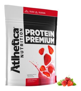 Whey Protein Premium 1,8 Kg Ganho Massa Muscular - Atlhetica