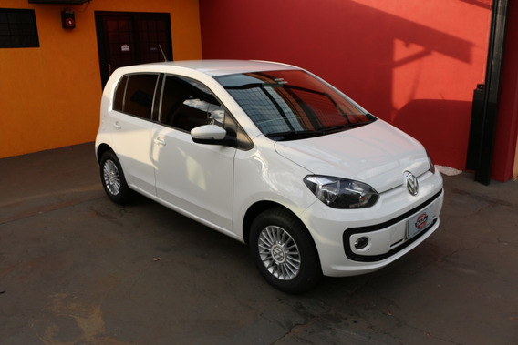 (único Dono)vw Up Tsi Move 2017 1.0 Flex(revis. Concession.)