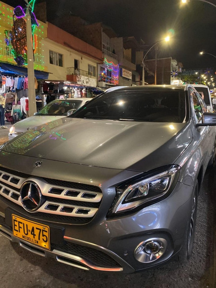 Mercedes-benz Clase Gla 2018 2018