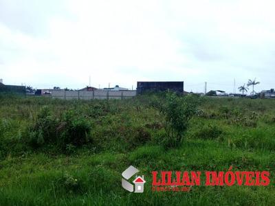 Terreno Em Itanhaém - 593