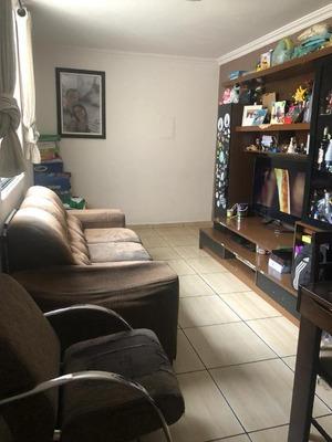 Apartamento Com 2 Dormitórios À Venda Por R$ 160.000 - Cidade Satélite Santa Bárbara - São Paulo/sp - Ap0238