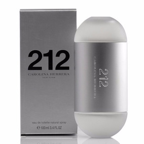 Perfume Carolina Herrera 212 100ml Para Mujer