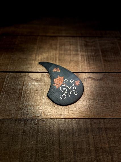 Escudo Para Violão Baby/folk Pickguard 91 Guitar