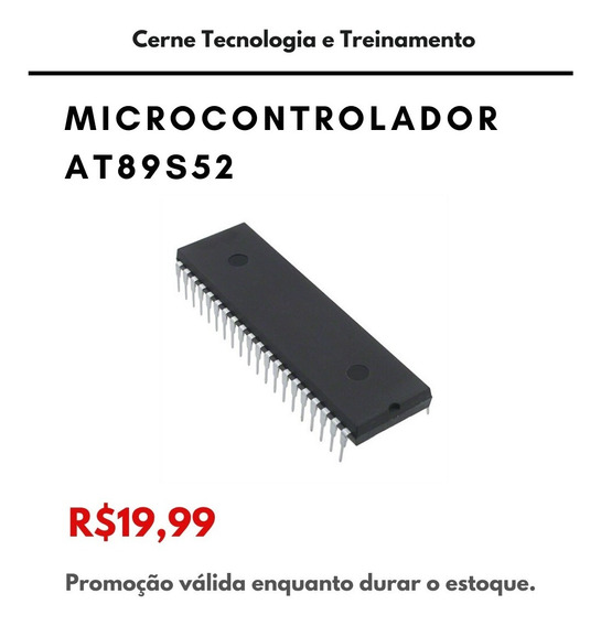 Microcontrolador At89s52