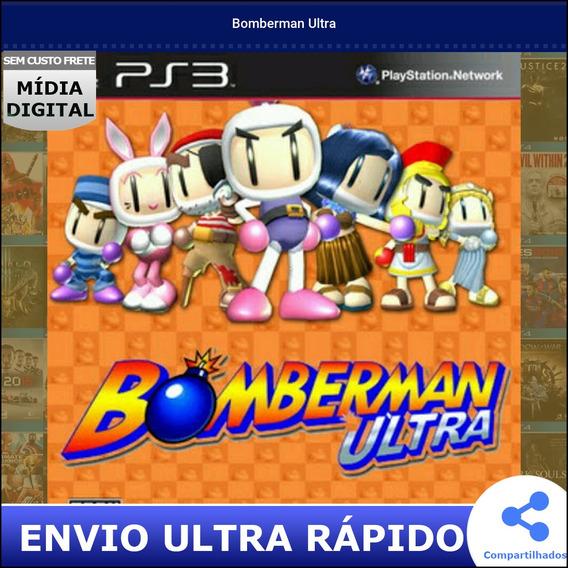 Bomberman Ultra Midia Digital Envio Na Hora