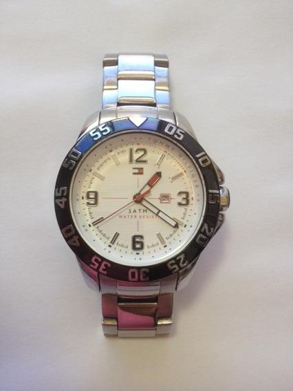 Relógio De Pulso Tommy Hilfiger Stainless Steel